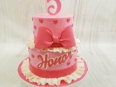 Barbie Pink ruffles