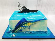 Marlin and fishing