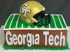 College Team Occasion Cake