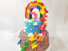 sprinkles and rainbows