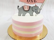 Elephants and 1